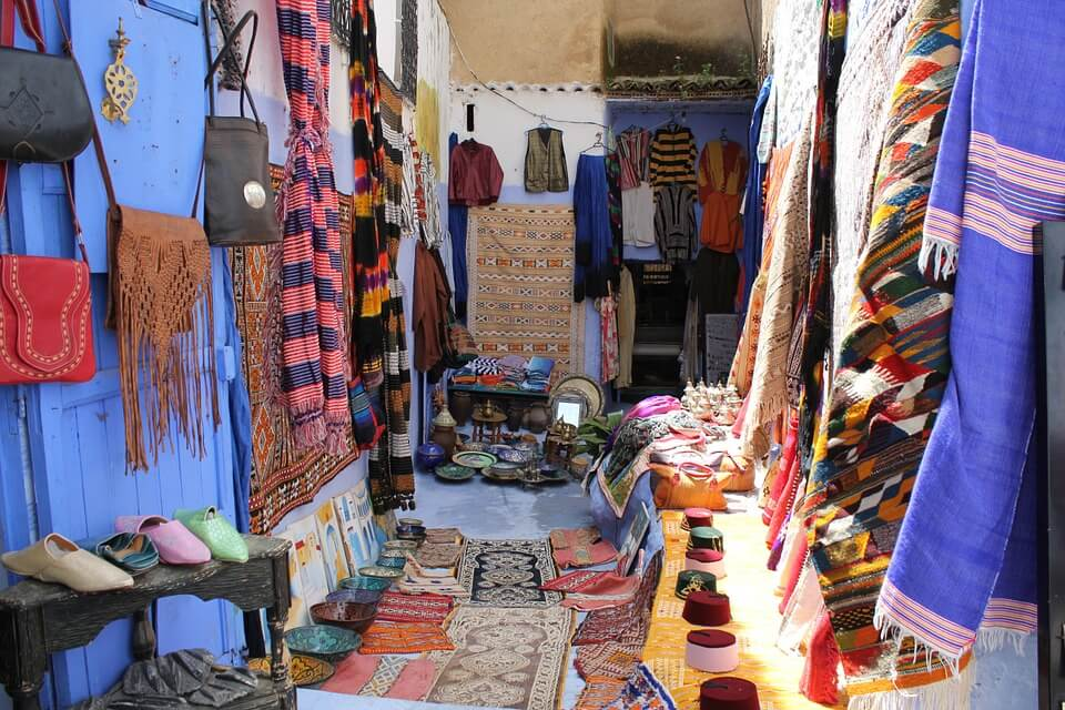 shopping-morocco