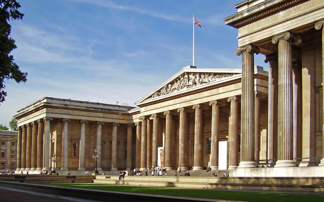 Majestic British Museum